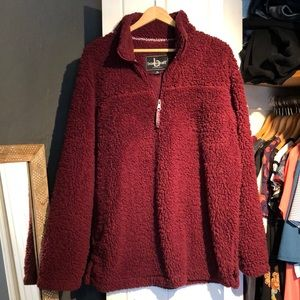 BoxerCraft Sherpa Pull Over